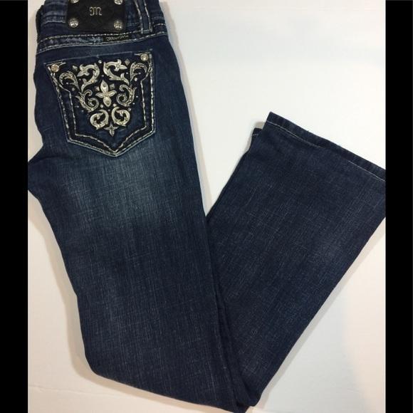 Miss Me Denim - Miss me boot jeans Sz 28
